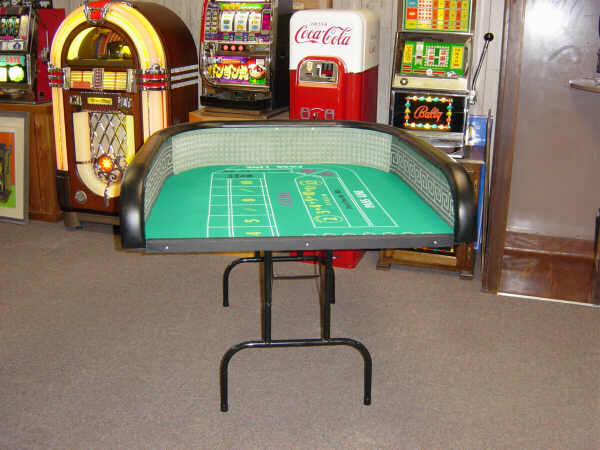 Tremendous Craps Tables And Practice Rigs Perfect Your Technique With Beutiful Home Inspiration Ommitmahrainfo